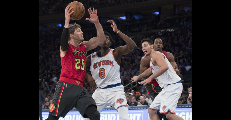 Team Building: Korver to the Cavs