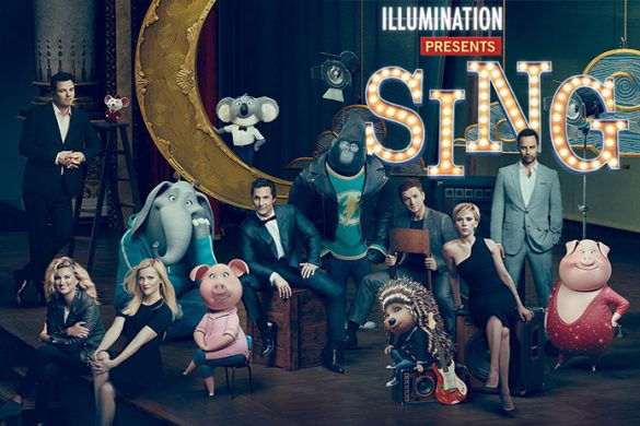 Illumination Entertainment's Sing