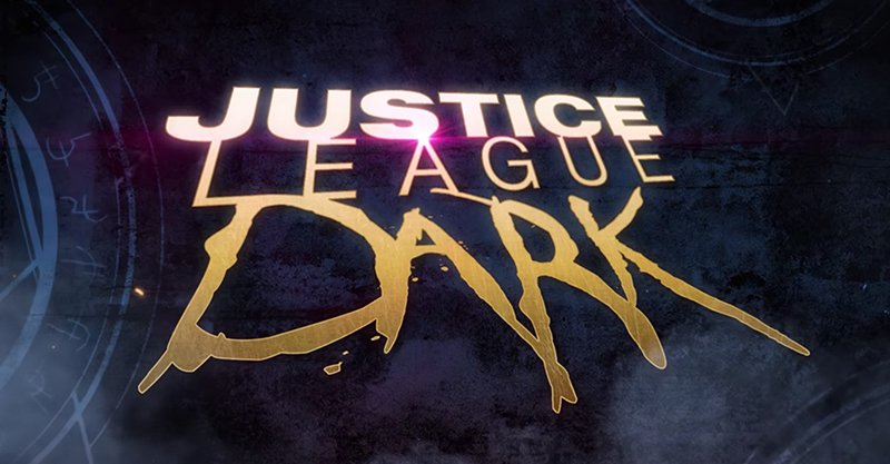 Justice League Dark Animated