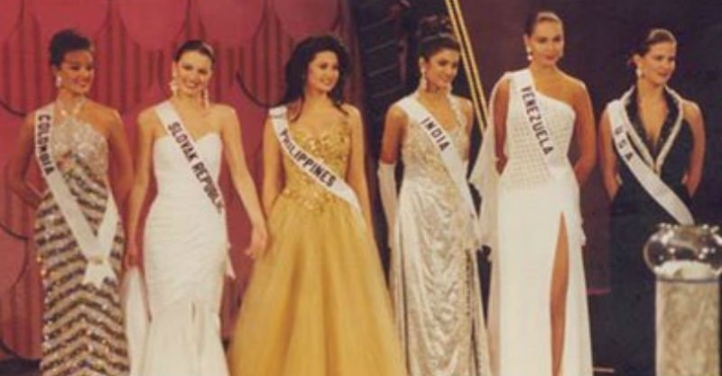 5 Unforgettable Ladies of Miss Universe 1994
