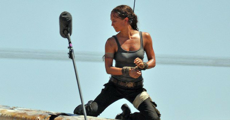 New Tomb Raider Film