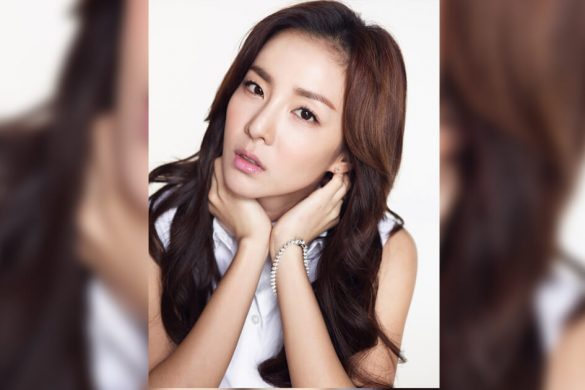 Glam Up with Sandara Park