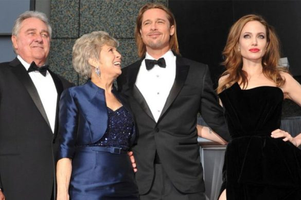 See the stars who brought their parents to the Oscars