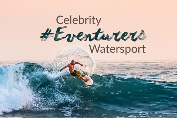 Watersport Events Celebrity Eventurers