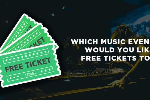Which Type of Music Event Would You Like FREE Tickets to? Social Media Poll