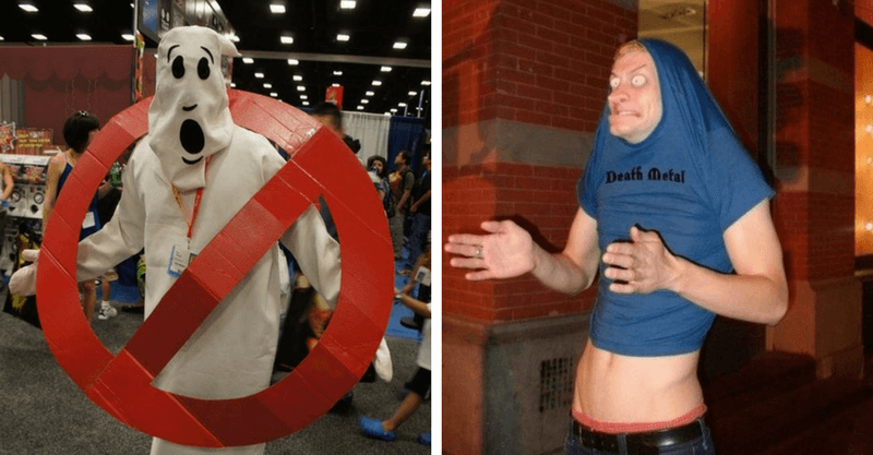 Funny Cosplay Event Inspirations
