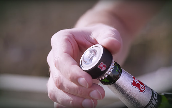 360 Degree Beer Bottle Camera