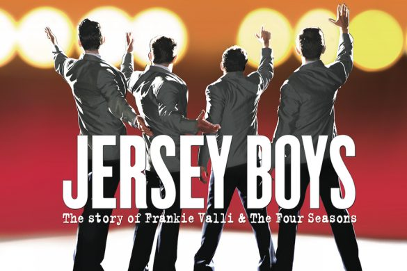 The Jersey Boys Bob Gaudio Is Christian Bautista