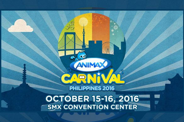J-Pop Artists at the ANIMAX Carnival 2016