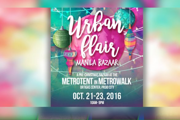 Urban Flair Bazaar 2016