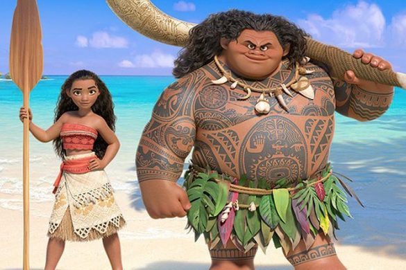 MOANA THE MOVIE