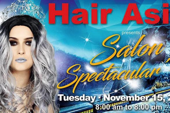 Hair Asia Salon Spectacular '16