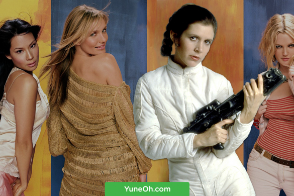 5 Surprising Carrie Fisher Cameos