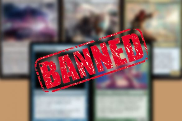 Mind-Boggling Ban List For MTG!