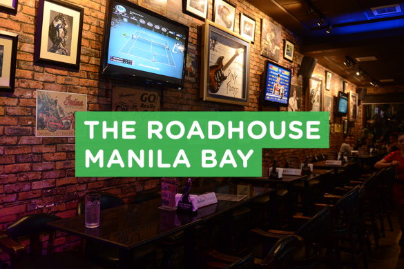 The Roadhouse Manila Bay Starts the New Year with a New Look!