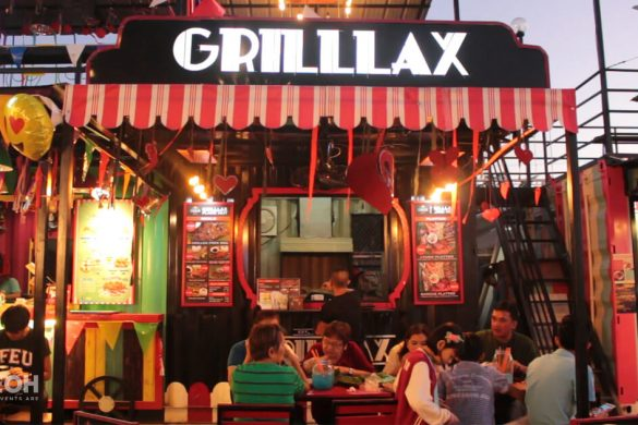 Have a taste of Davao at Grilllax Flame Hut
