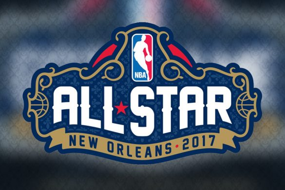NBA All-Star Weekend in New Orleans 2017