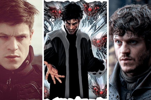 Why Iwan Rheon is perfect for Marvel's Maximus the Mad role