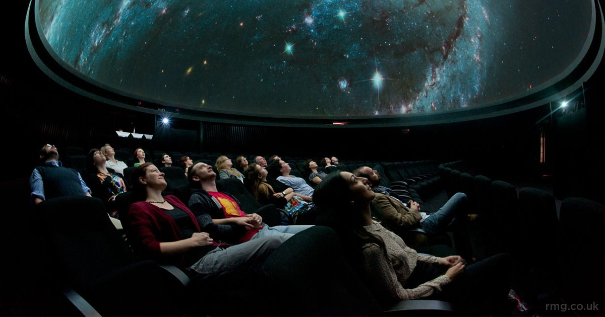 National Museum Planetarium Reopening Event Review