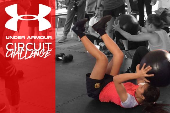 Under Armour Circuit Challenge Accepted