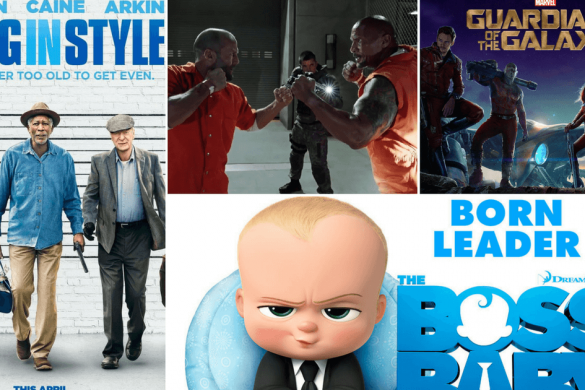 Which April Movie Would You Like FREE Tickets To?
