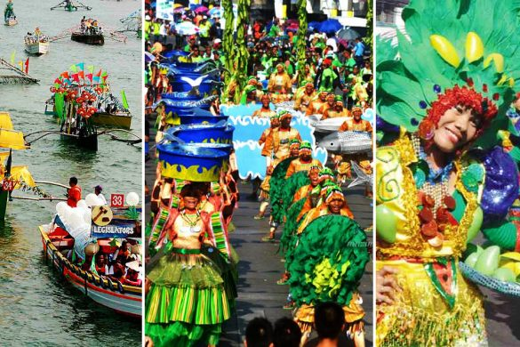 Festival Event Places in Pangasinan