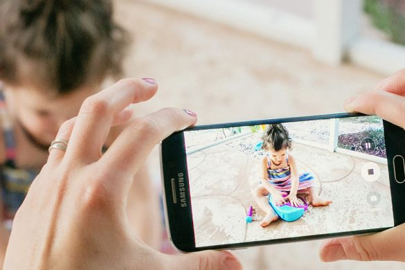 Mobile phone videography. How to shoot a great video with your mobile phone