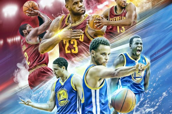2017 NBA Championship – Cavs Vs Warriors