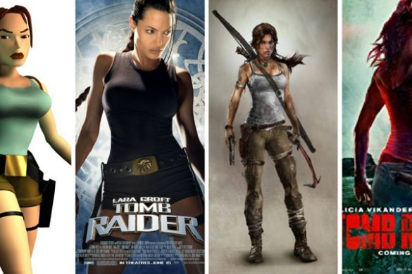 GET TO KNOW TOMB RAIDER OVER THE YEARS 4468f16ab