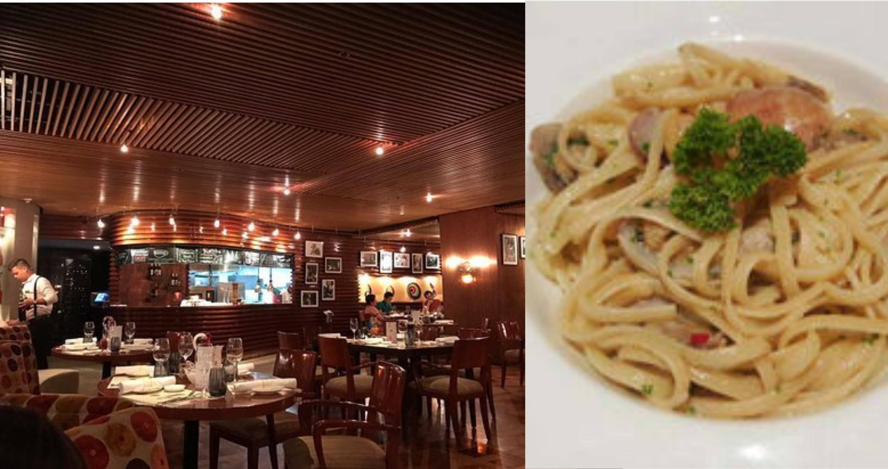 Food Crawl Stop #2: Paparazzi at EDSA Shangri-La