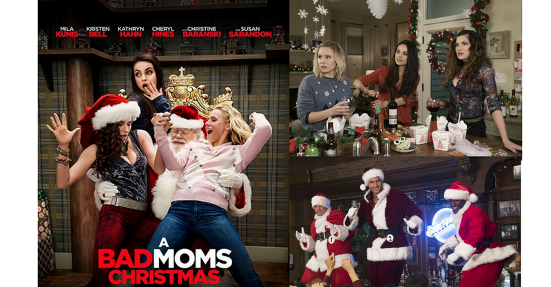 Watch Bad Moms Christmas.Must Watch Movies This December Yuneoh Moments