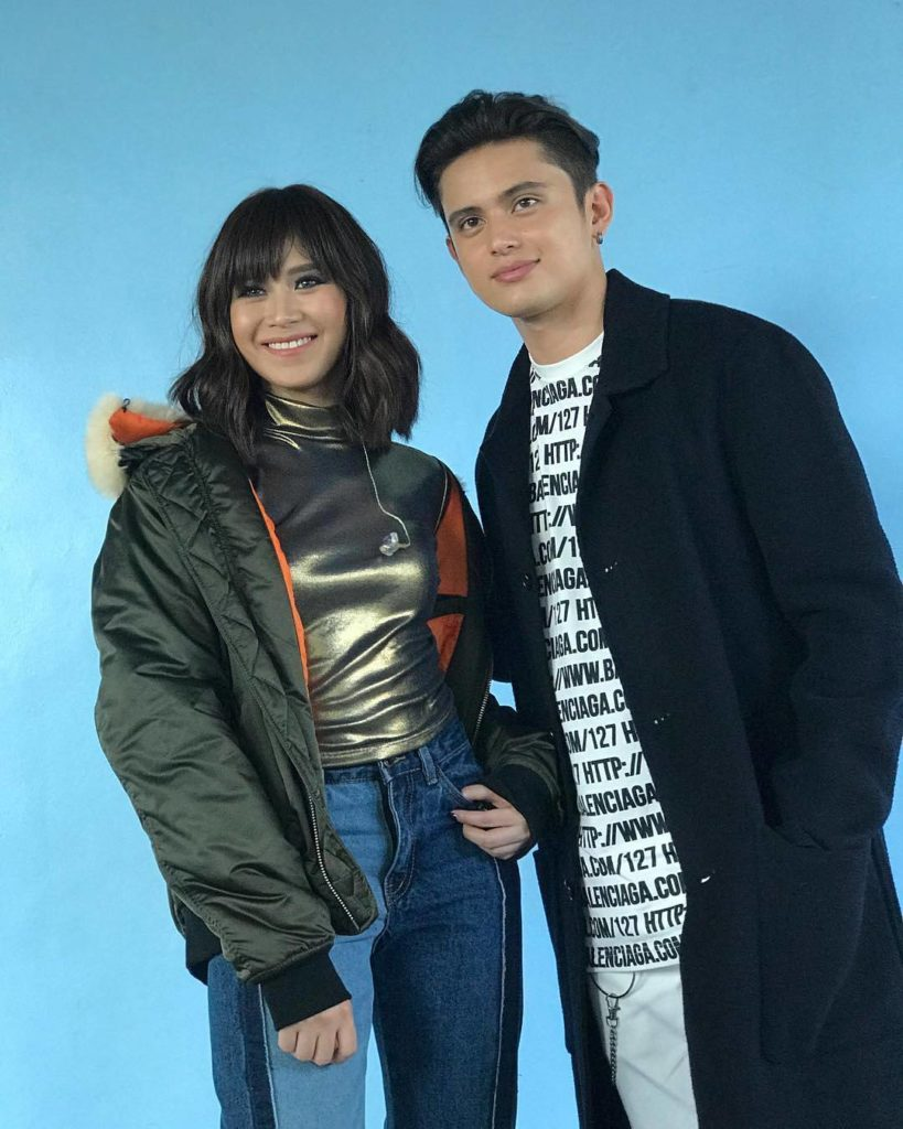 sarah g and james reid