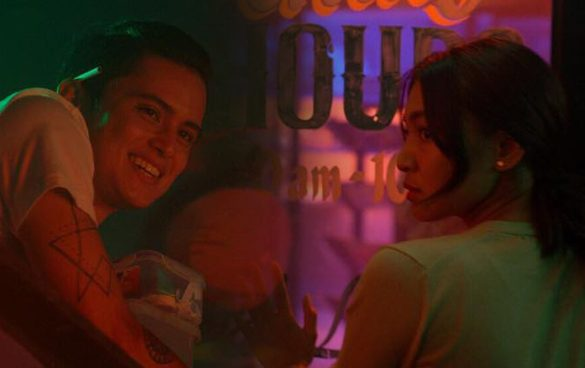 """JaDine (James Reid and Nadine Lustre) are arguably one of the most popular and controversial couple in the showbiz industry. From sweet on-screen roles from daring ones, the two have proven they matured throughout the years and ready to take on any roles anytime. One week before Valentines Day, Viva Entertainment released the trailer of JaDine brand new movie titled """"Never Not Love You"""". During the first minute, the footage was all about James and Nadine getting each other tattooed in """"You and Me."""" Nadine will be taking the role of Joanne and James as Gio. The footage was followed by James asking Nadine if she could move with him, and more steamy scenes followed. The whole vibe of the trailer was more like a Riverdale series surrounded in neon-colored lights. Many are baffled why the real-life couple jumped into a mature role and have questioned the essence of their upcoming movie. So if you're curious, we listed some 7 things we noticed on the new JaDine movie. 1. Never Not Love You tackles about Live In Relationship There has been a drastic shift in our generation when it comes to marriage. In a report by ABS-CBN 10 years ago, statistics shows that less Filipinos - 50.7% of them ages 15 to 49 years old - have been tying the knot, from the 54.4% in 1993. This troubling issue is one the Catholics main concern since 2012. Live-in or Cohabitation is basically practice of two people living together without getting married. Sometimes, those who are into cohabitation sees this as an advantage for them, specifically when it comes to financial aspect. Weddings costs a lot, agree? From paying the venue, wedding organizers, suppliers, catering services, photographers, and videographers, and your gowns, you've probably costs half a million for just a one-day event. The least expensive wedding averages 100,000 Pesos. This is the number one reason as to why couples prefer to live-in before getting into marriage. 2. Millenials Makes Less Money Than Their Parents Did The movie ha"""