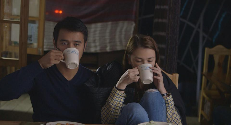 JM De Guzman and Angelica Panganiban teams up for a romantic film 'That Thing Called Tadhana'