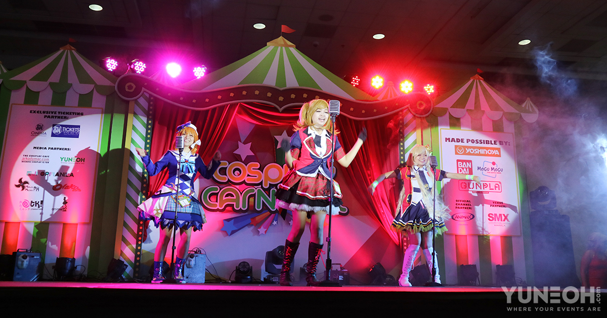 cosplay carnival