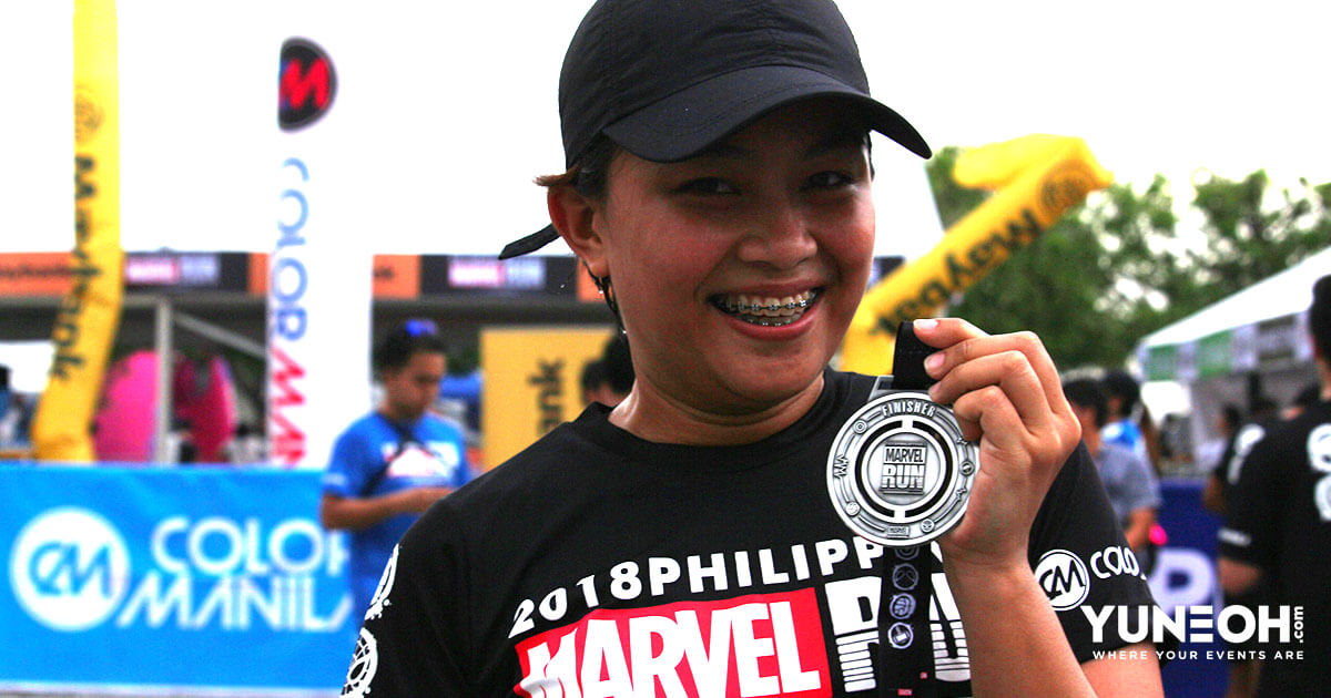 marvel run 2018